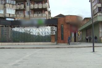 Sala de jocuri din centrul oraşului Petroşani, jefuita de un individ mascat şi înarmat. Suma furată