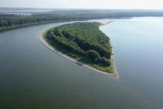 Comoara ascunsă de pe Dunăre, ignorată de autorități. UE a vrut să ne dea bani s-o salvăm