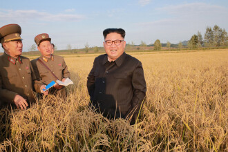 Kim Jong-un și-a executat un general aruncându-l într-un bazin cu piranha. Metoda, inspirată dintr-un film