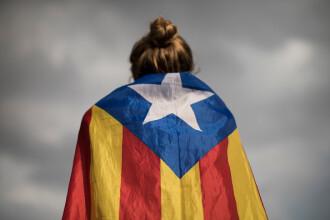 Şedinţa Parlamentului catalan în care urma să se proclame independenţa, declarată neconstituţională