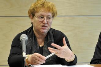 Renate Weber: ''Preşedintele CE face jocuri cu ochii la alegerile europene care urmează''