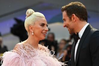 Lady Gaga, despre zvonurile privind o relaţie cu Bradley Cooper