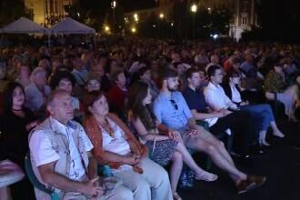 """Peste 5.000 de oameni, la Opera din Cluj: """"Îl numim concert aperitiv"""""""
