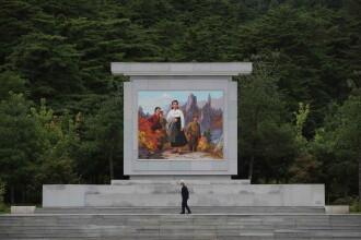 Ce a pățit un tânăr nord-coreean, după ce a ignorat indicațiile de a ocoli un monument istoric