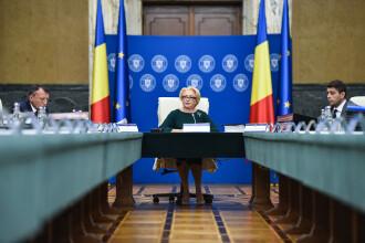 Rectificarea bugetară a fost adoptată, fără aviz CSAT.