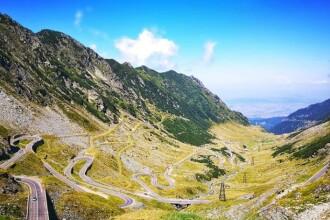 Circulaţia pe Transfăgărăşan va fi închisă sâmbătă între Barajul Vidraru şi Bâlea Lac