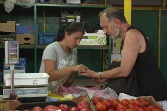 Românii trec în Bulgaria pentru castraveţi. Formula matematică a murăturilor ieftine