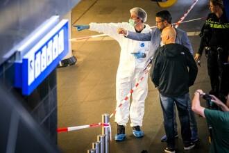 Atacul din Amsterdam. Jihadistul a fost împușcat în 9 secunde