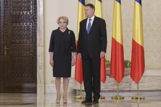 Dăncilă se consideră jignită de Iohannis: Mi se pare o atitudine care nu trebuie să o aibă preşedintele României