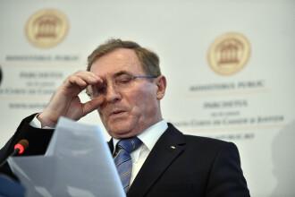 """Procurorul general, despre dosarul violenţelor din 10 august: """"Majoritatea documentelor sunt clasificate"""""""