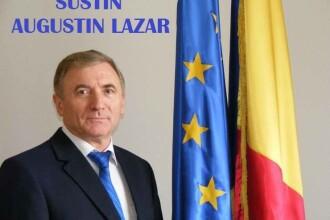 """Miting pentru susținerea procurorului general al României. Lazăr: """"Ne simțim onorați"""""""