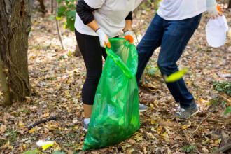 """""""Let`s Do It, România!"""" vrea să strângă 1 milion de voluntari la Ziua de Curățenie Națională. Unde se fac înscrieri"""
