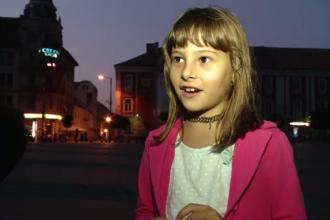 Festival de artă stradală în Timișoara. Copiii, cei mai încântați dintre toți participanții