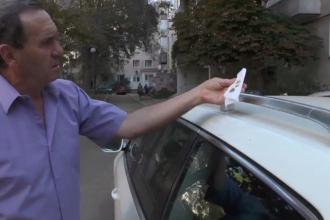 Alertă în Crimeea. O substanță ciudată se depune pe mașini și distruge plantele. Explicația autorităților
