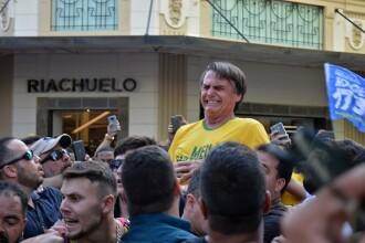 Candidatul la alegerile prezidențiale din Brazilia a pierdut 40% din sânge în urma atacului