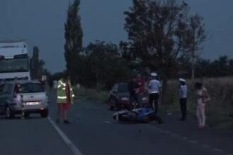 Accident în Buzău. A murit pe motocicleta pe care i-o cumpărase iubitului ei