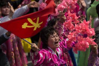 """70 de ani de la fondarea Coreei de Nord. Chinurile prin care trec participanții la paradă: """"Ne luau hainele foc"""""""