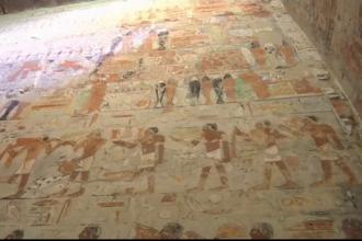 Descoperire macabră în 2 morminte datând din perioada romană, în Egipt. FOTO