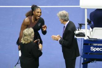 WTA va investiga comportamentul Serenei Williams în finala US Open
