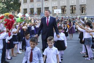 """Planul lui Iohannis cu cei 30 de miliarde de euro de la UE: """"Să aducem școlile în secolul 21"""""""