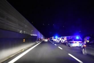 Român accidental mortal când a a coborât din autobuzul care îl adusese în Italia