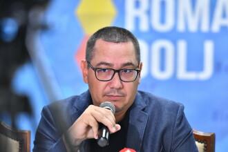 Ponta propune un plan pentru