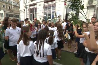 Scoala Lauder - Reut din Capitală are un sediu nou: o clădire restaurată din cartierul evreiesc