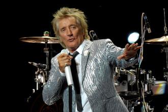 """Rod Stewart, mesaj înaintea concertului din Bucureşti. """"Va fi o noapte distractivă şi sexy"""". VIDEO"""