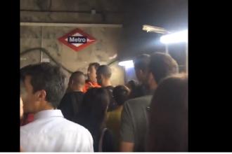Metroul din Madrid, evacuat, după ce laptopul unei femei a luat foc în geantă. Măsurile luate