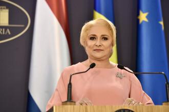 """Premierul Dăncilă a pronunțat """"deconcesionare"""" în loc de """"decongestionare"""""""