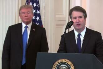 Judecătorul propus de Trump la Curtea Supremă a SUA e acuzat de tentativă de viol