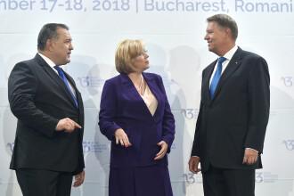 Cele mai importante concluzii după prima zi a summit-ului Inițiativa celor Trei Mări