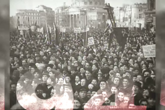 """""""100 de ani în 100 de zile"""". 1945: Al Doilea Război Mondial ia sfârşit, primul guvern procomunist în România"""
