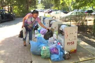 Războiul gunoiului, în sectorul 3. Primarul susţine că ROSAL răstoarnă pubelele în stradă