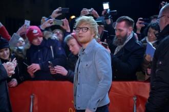 Ed Sheeran va concerta în premieră în România pe 3 iulie 2019