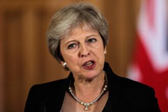 Theresa May ar urma să declare luni că acordul privind Brexitul este aproape gata