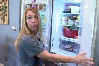 Suma uriașă pe care a pierdut-o o femeie când şi-a schimbat frigiderul
