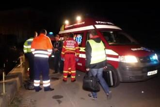 Panică în Ploiești, după explozia produsă într-un autobuz. Pasager dus de urgență la spital
