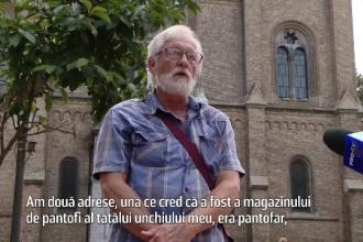 Povestea lui Robert, un american de origine română venit în țară să-și descopere rădăcinile