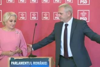 Filmul zilei în care Dăncilă a devenit candidatul PSD. Premierul s-a plâns de Dragnea