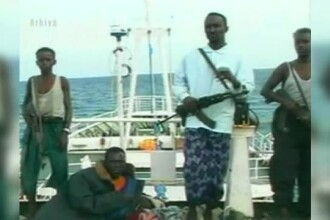 Cine este marinarul român răpit de piraţii nigerieni. Are 60 de ani şi e din Constanţa