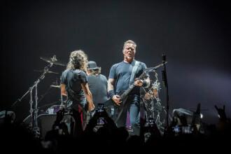 Cel mai scump bilet la concertul Metallica din România în 2019 costă cât 5 salarii minime