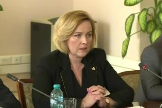 """Carmen Dan: """"Vor fi plătite orele suplimentare pentru cei care asigură măsurile de ordine la referendum"""""""