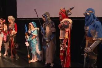 Super-eroi, monştri și alte personaje s-au întâlnit în Rusia, la un eveniment de cosplay