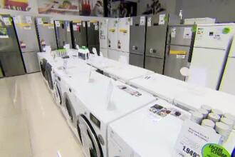 """Programul """"Rabla"""" pentru electrocasnice. Ce aparate se pot cumpăra cu voucherele de la stat"""