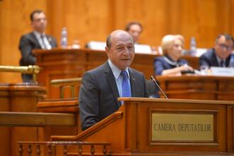 Băsescu: Ultima frământare a lui Dragnea şi a şoferului lui Voicu a devenit rezerva de aur