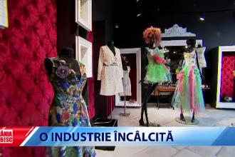 O INDUSTRIE ÎNCÂLCITĂ, partea a II-a. Mărcile de lux îşi cos colecţiile în fabricile româneşti la preţuri de 10 ori mai mici
