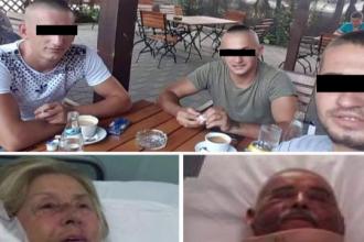 Mărturiile italienilor atacați cu bestialitate de 4 români. Poza publicată de Salvini