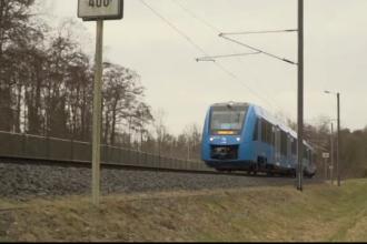 Un tren cu 700 de pasageri, evacuat. Ce a descoperit într-o toaletă o femeie de serviciu