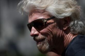 Miliardarul Richard Branson şi fiul său, ''la un pas de moarte'' în timpul unei expediţii montane. VIDEO